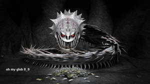 Screaming Death.... by freakness96