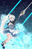 Weiss Poster! by Morgan-Zachary