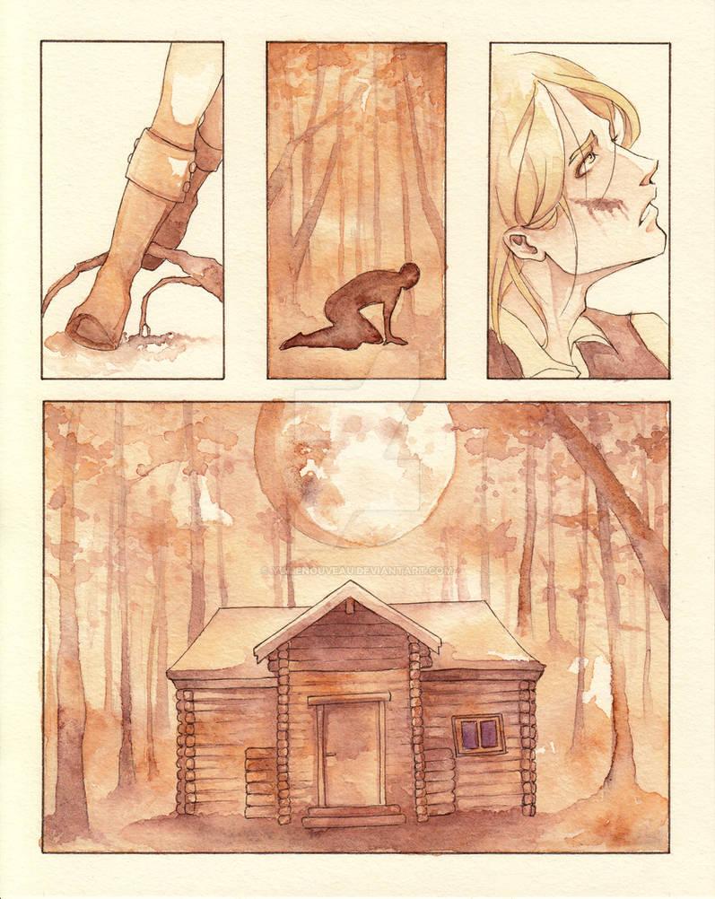 Beyond Nightfall 2 by YumeNouveau