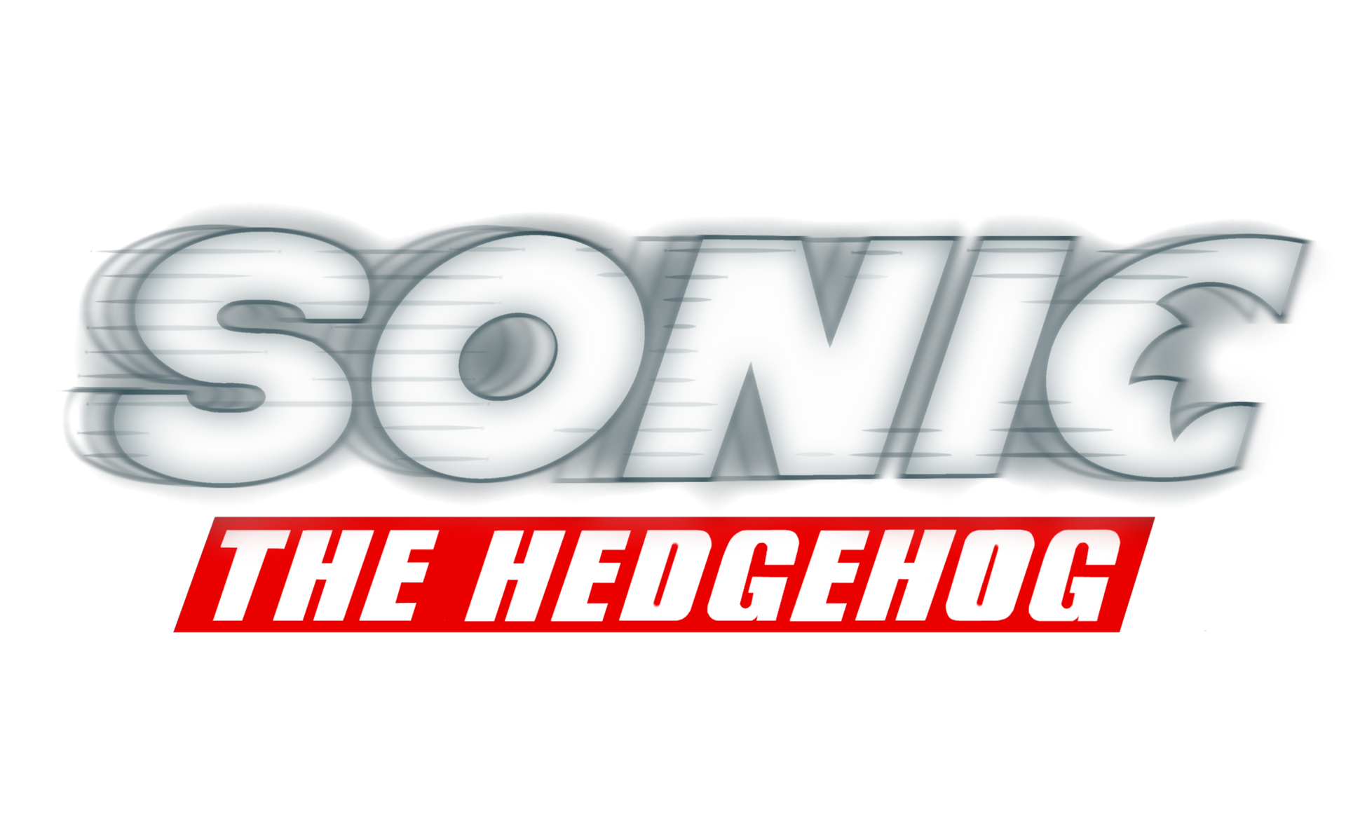 Sonic Movie Logo Recreation By Theroyaldoodlebob On Deviantart