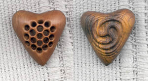 Olivewood Heart
