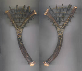 Antler Systrum Set by DonSimpson