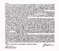 The Curwen Letter