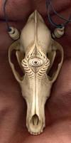 Inner Eye Coyote