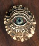 Antler Eye Pendant X-5