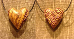 Spiraled Heart
