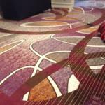 Garish Hotel Carpet 1 by DonSimpson