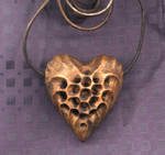 Honeycomb Heart 3