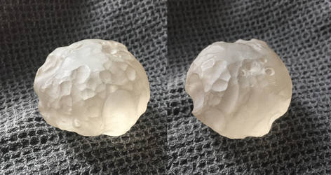 Resin Asteroid