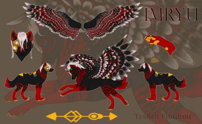 Ref Sheet   Imryu by TyshellFroufrou