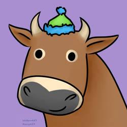 Merry Cow-Mas