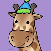 Giraffe-y Christmas
