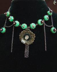 Samara Necklace by beeyeeflo
