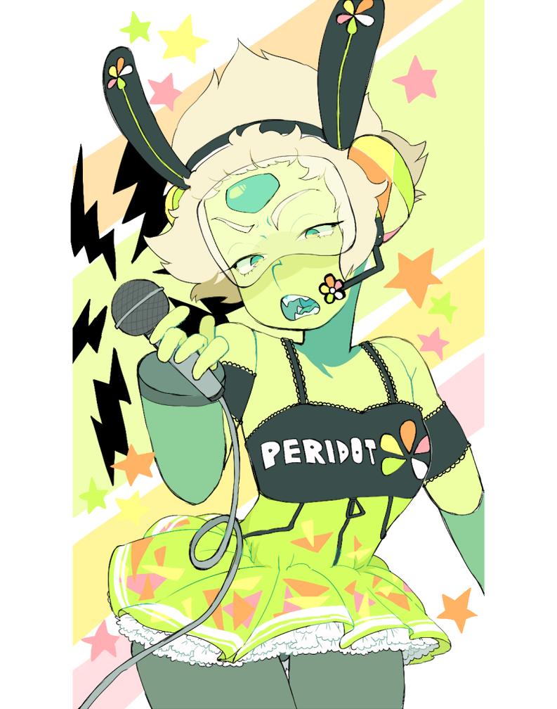 idol peridot by motherfuckingkawaii