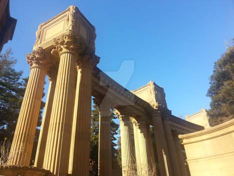 San Francisco - Palace of Fine Arts - 6 of 6