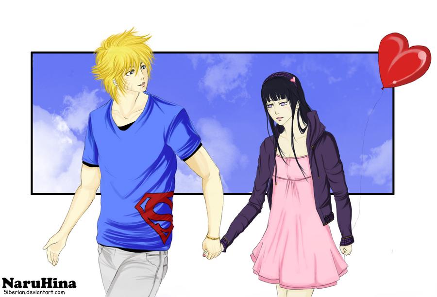 naruto and hinata dating