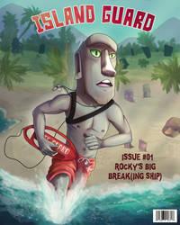 Island Guard Mock Comic