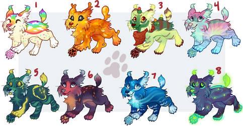 Lynx Adoptables