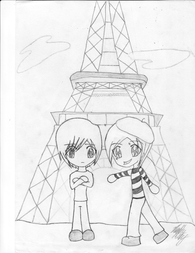 malec at the eiffel tower by hyper maniac33