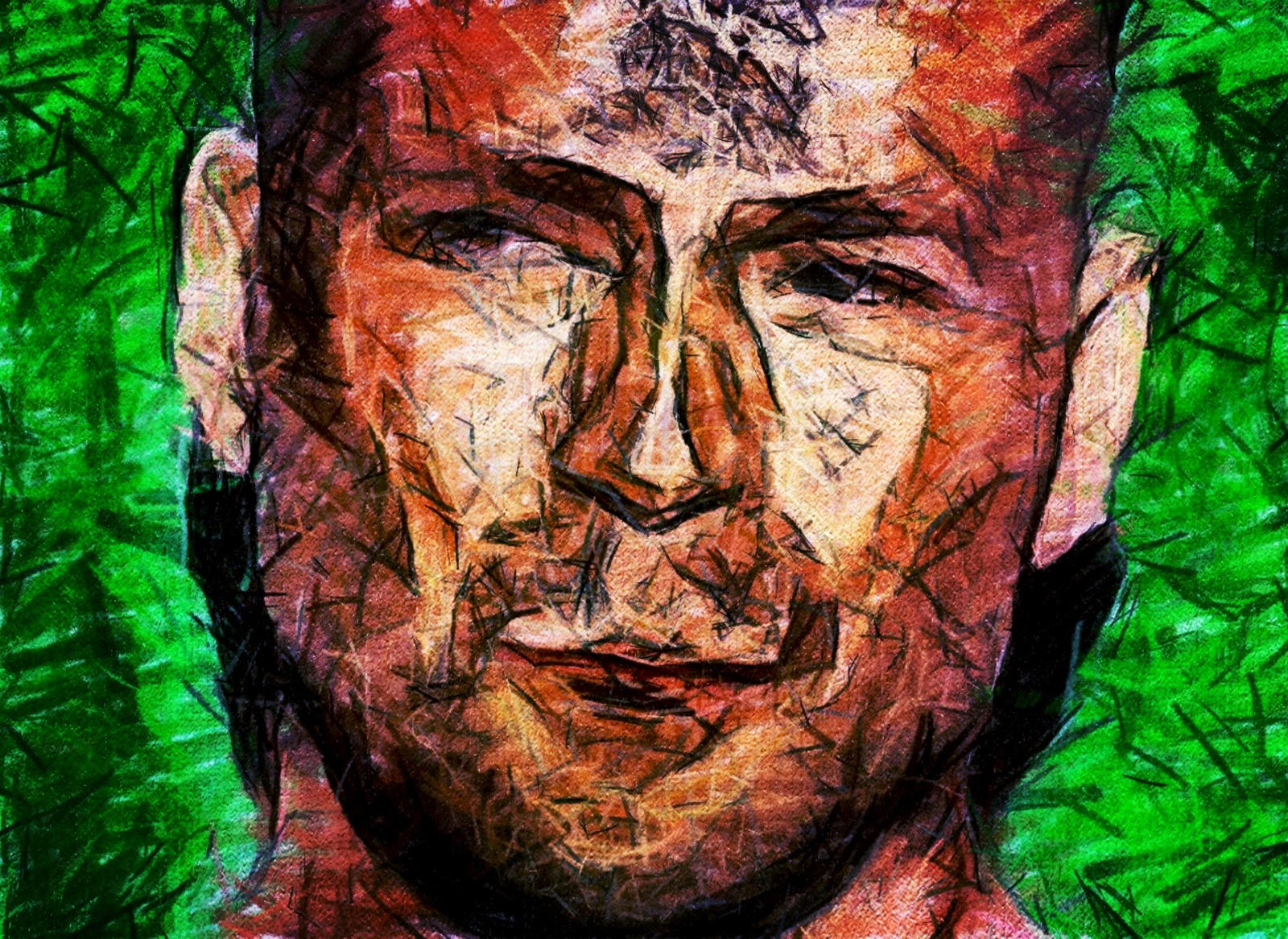 atpThe Sam Fisher's theory - Bruce Willis by iATP on ...