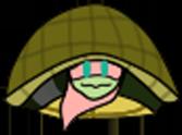 Hiding Ninja Turtle JD by Bringmetohell
