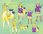 cherris character concept