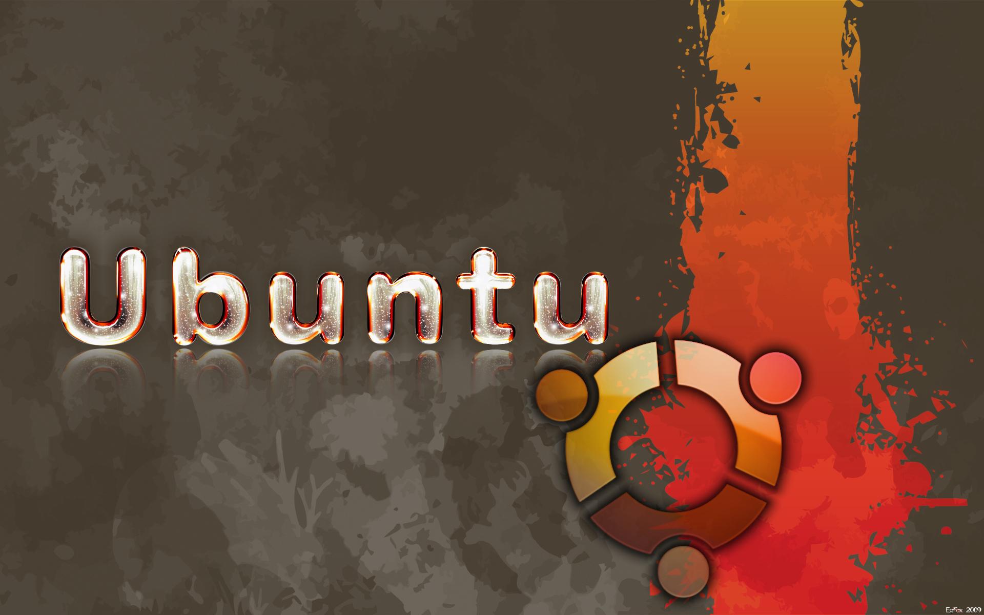 EgFox Ubuntu HD