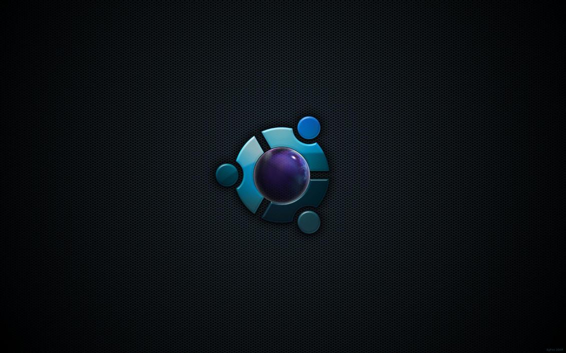 EgFox Ubuntu Blue by Eg-Art