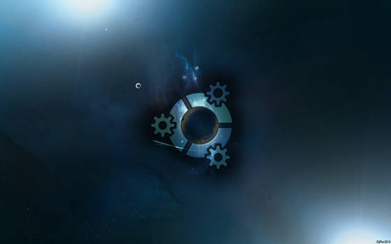 EgFox Kubuntu HD 2010 by Eg-Art