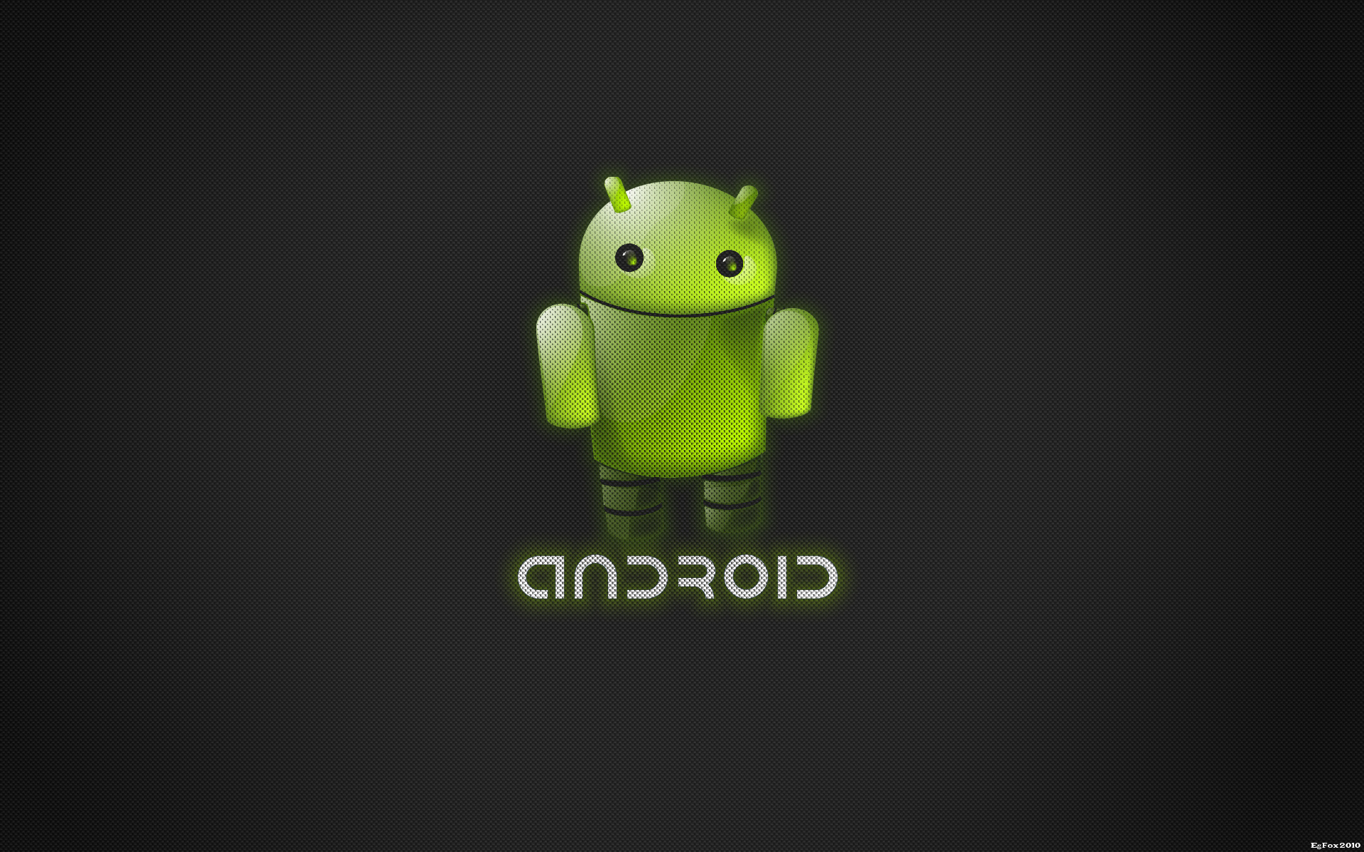 EgFox Android HD 2010 by Eg Art Mükemmel HD Resimler