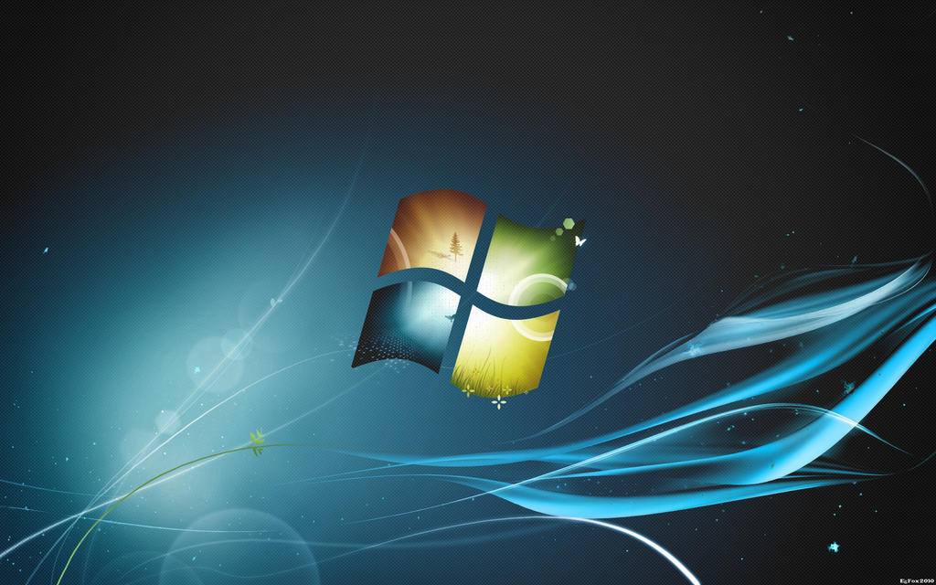 EgFox Windows 7 touch HD 2010