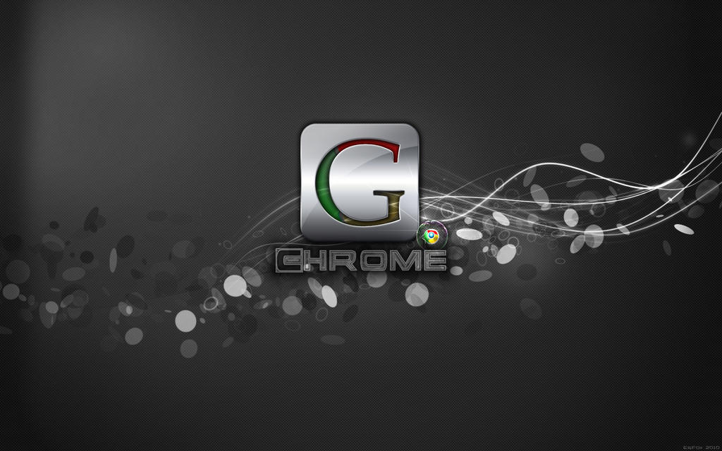 EgFox Chrome Edition 2010 by Eg-Art