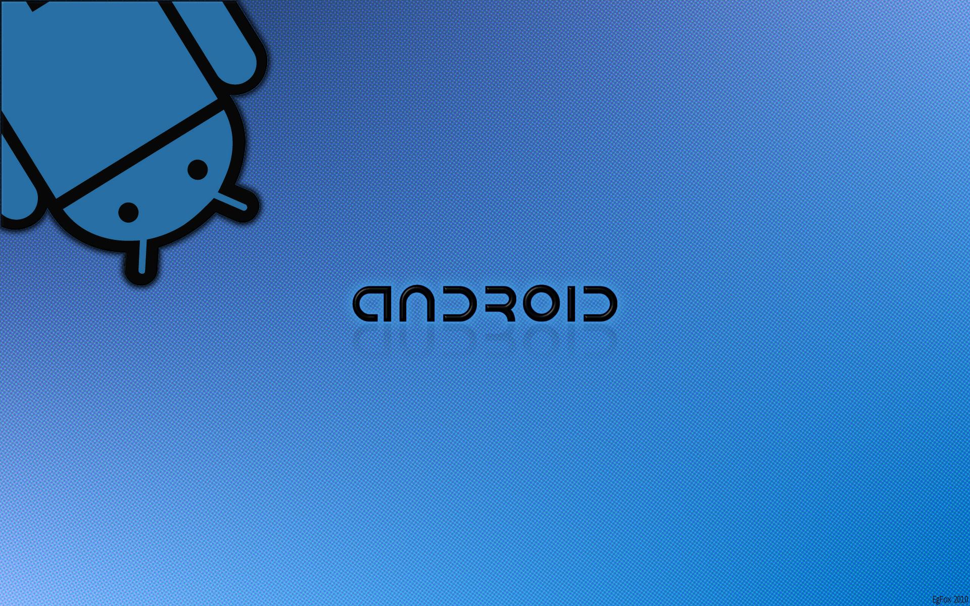 EgFox Android Look HD 2010 by Eg Art Mükemmel HD Resimler