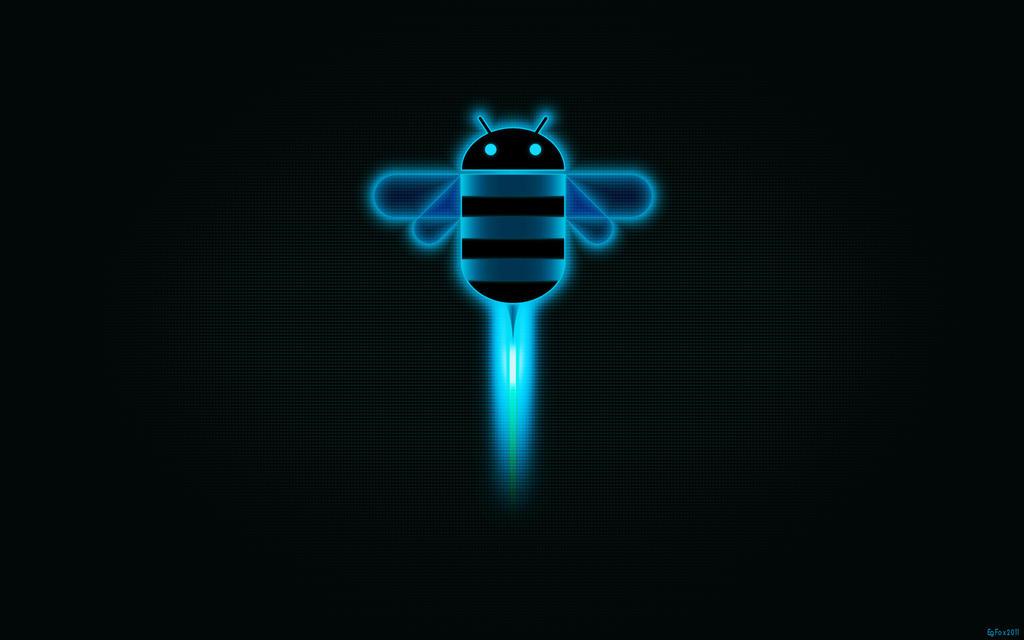 EgFox HoneyComb HD Blue 2