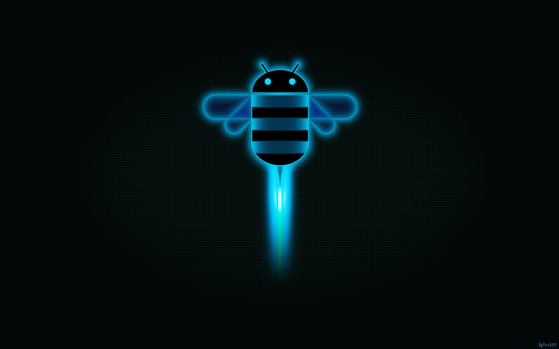 egfox honeycomb hd blue 2 by eg art d390kap Mükemmel HD Resimler