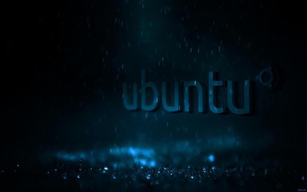 EgFox Ubuntu blue 2 HD 2011 by Eg-Art