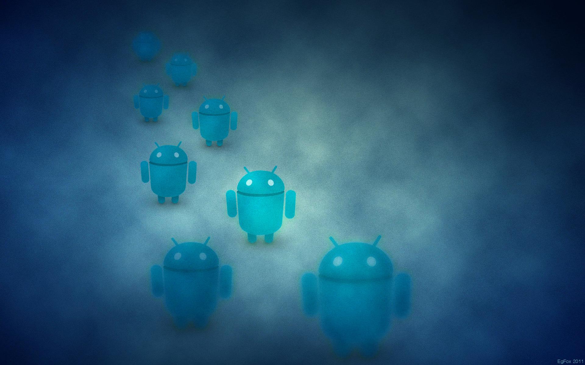 egfox android blue hd 2011 by eg art d3cyhbm Mükemmel HD Resimler