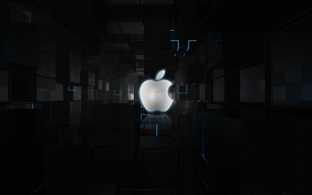 EgFox  Apple  Hommage STEVE by Eg-Art