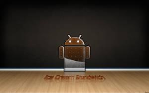 EgFox Ice cream Android  2011 by Eg-Art