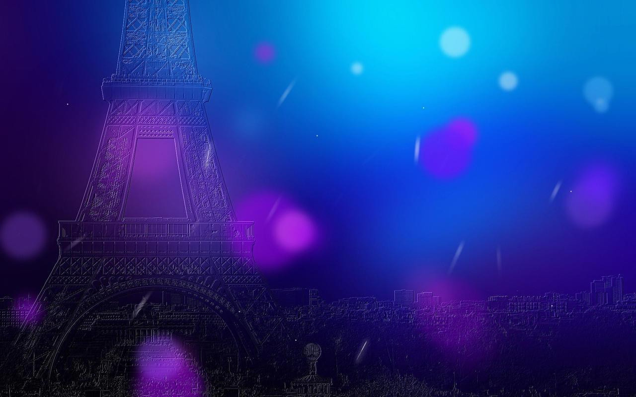 EgFox ICS BUBBLE Paris HD by Eg-Art