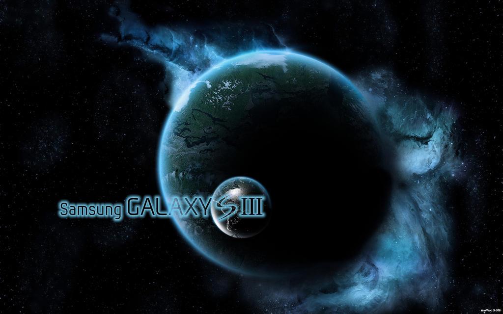 EgFox SAMSUNG Galaxy SIII  2012 HD by Eg-Art