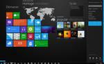 EgFox windows 7 Desktop 2012-  Omnimo UI