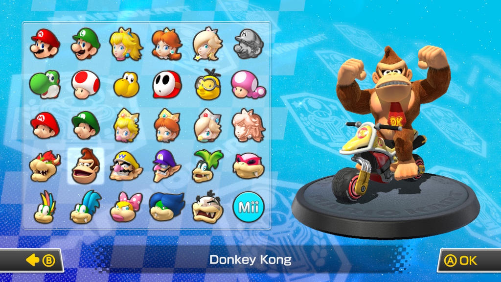 Donkey Kong s Pose in ...