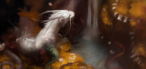 Satoras Splash by kepperoni