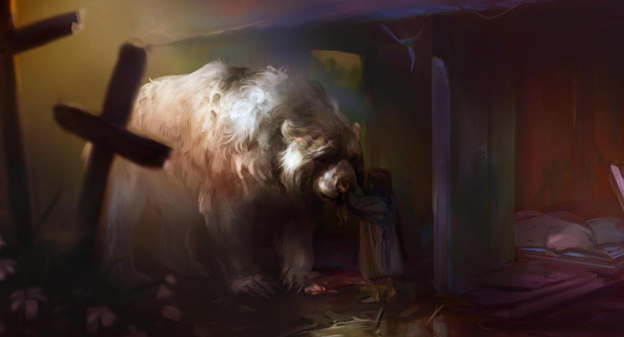Mama Bear by KEPZONE