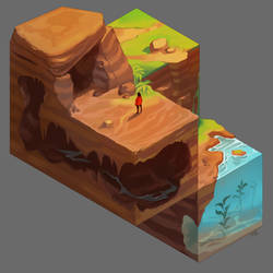 Cube Cave