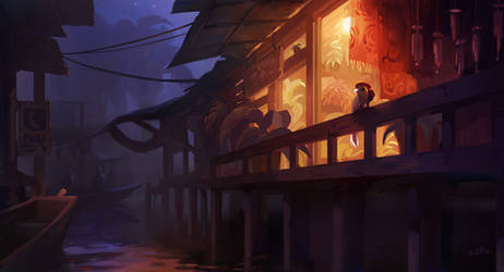 Gecko's Threshhold