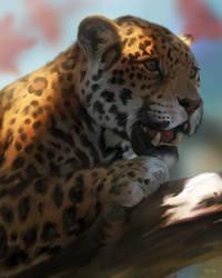 Just A Jaguar by kepperoni