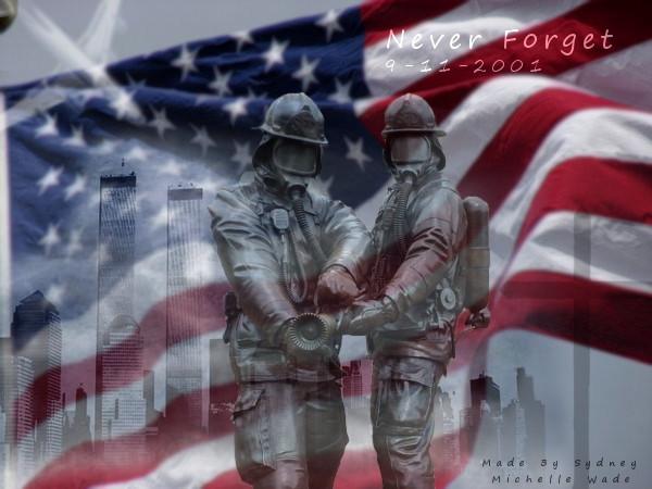 9-11-2001 Tribute by SydsAnchorlessStudio