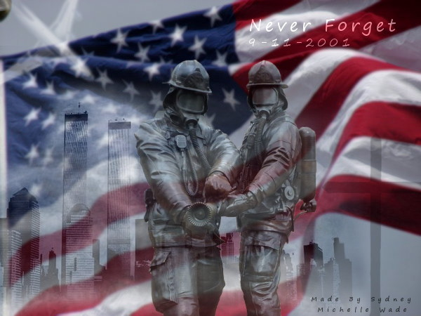 9-11-2001 Tribute